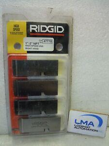 RIDGID-47770-BEVEL-SET-1-034-2-034-NPT-TOOL-HIGH-SPEED-UNV-RIGHT-HAND-NEW