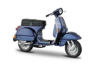 MAISTO-1-18-Vespa-P150X-1978-MOTORCYCLE-BIKE-DIECAST-MODEL-TOY-NEW-IN-BOX
