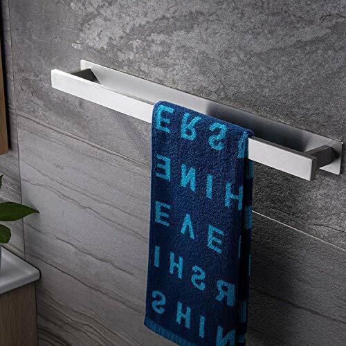 Handtuchhalter Ohne Bohren Handtuchstange Edelstahl Selbstklebend Badetuchhalter