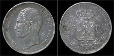 Leopold I 5 frank 1849