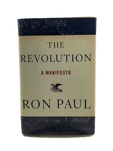 Ron-Paul-The-Revolution-First-Edition-Signed