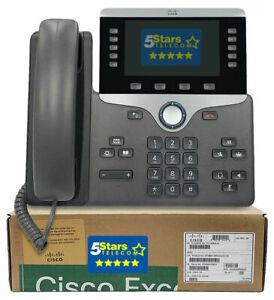 Cisco 8851 IP Phone w/Multiplatform Firmware (CP-8851-3PCC-K9-WS) Cisco Excess