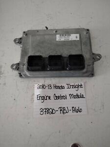 12-14 Honda Insight 37820-RBJ-A03 Computer Brain Engine Control ECU ECM Module
