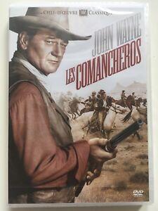 Les-comancheros-DVD-NEUF-SOUS-BLISTER-John-Wayne-Lee-Marvin
