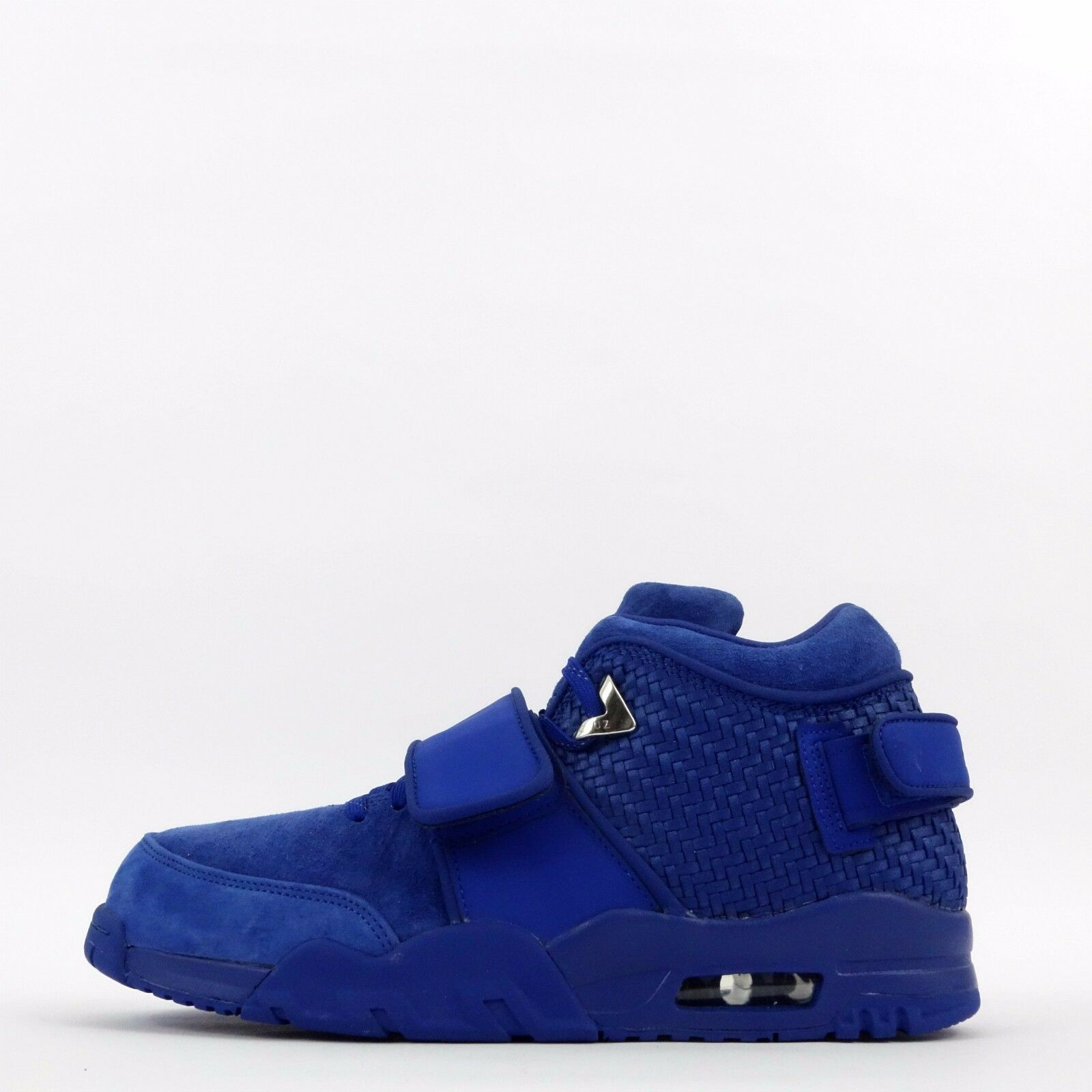 Nike Air Trainer (Victor Cruz) Premiumhomme&039;s Casual Trainers chaussures Sneakers Bleu