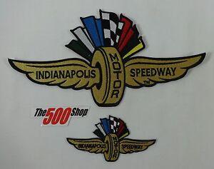 Indianapolis-Motor-Speedway-Patch-Indy-500-Brickyard-400-IMS-IndyCar-Nascar