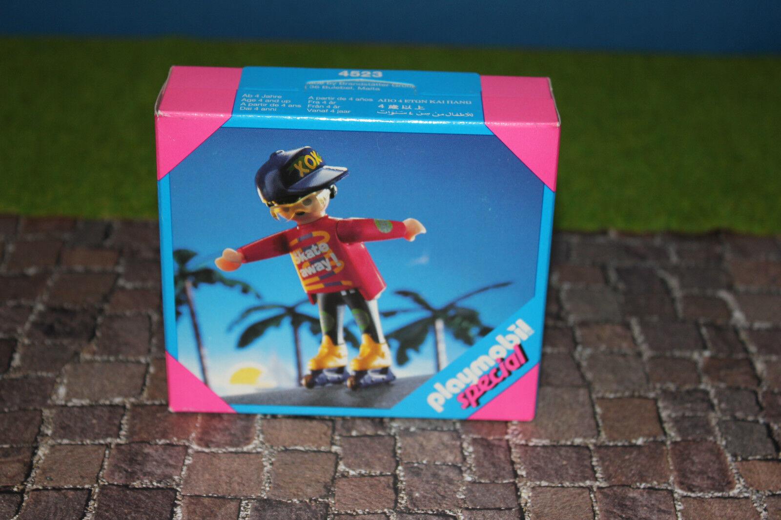 Playmobil Spaar Zegel 4523 Promo Promo Promo Figura de Publicidad Nuevo   Embalaje Original 3d47b4