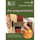 Acoustic Guitar Accompaniment Rgt Grade Three by Skinner Tony 1905908431 2014