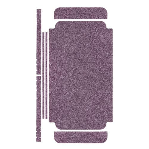 2 x protector de pantalla brillo morado para Apple iPhone 7//lámina 8
