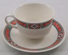 Villeroy & and Boch RIALTO tea cup and saucer UNUSED