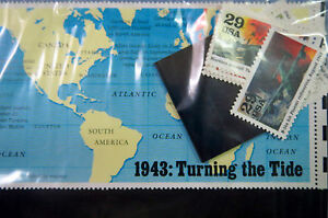 1943-034-TURNING-THE-TIDE-034-WORLD-WAR-II-MINT-SET-NEW-Unopened-and-Unused