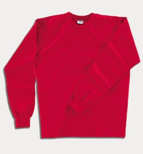 Tall Mens Max-Weight Hwt Long Sleeve T-Shirt M to 6XLT