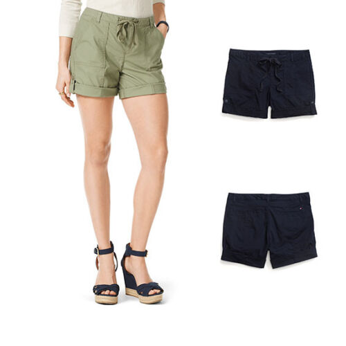 New Tommy Hilfiger Womens Shorts