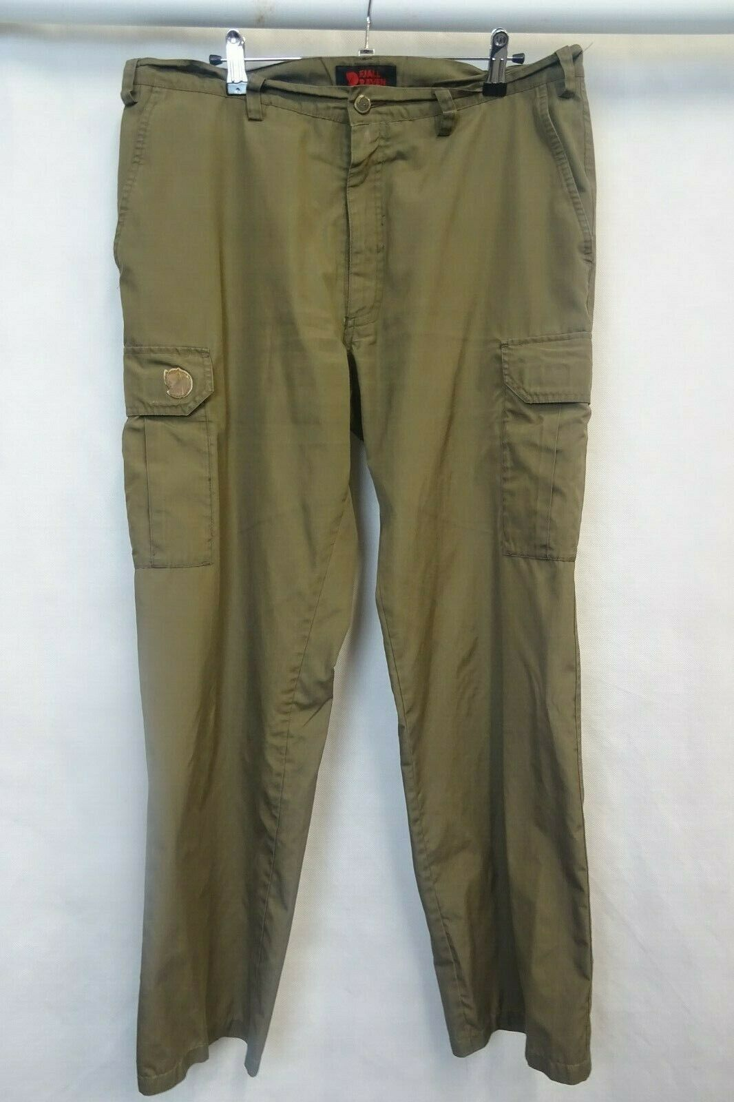 Men's Fjällräven Barents G-1000 Trousers Outdoor Pants W34 L31