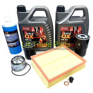 LAND-ROVER-DISCOVERY-2-TD5-NEW-FULL-SERVICE-FILTER-KIT-INCLUDING-OIL-FILTERS