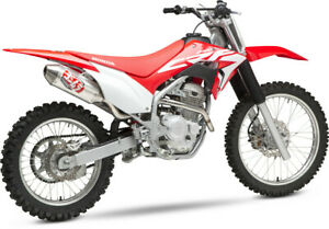 Yoshimura RS-2 Comp Series Full System Exhaust Enduro//Stainless//Carbon Fiber//Stainless for 04-19 Honda CRF50F