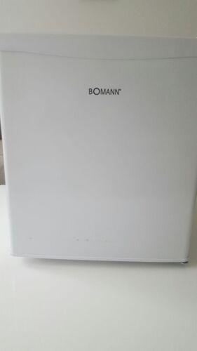 Weiss Kühlbox Tiefkühlfach 84 kWh//Jahr, A++,510mm BOMANN KB 389 Kühlschrank