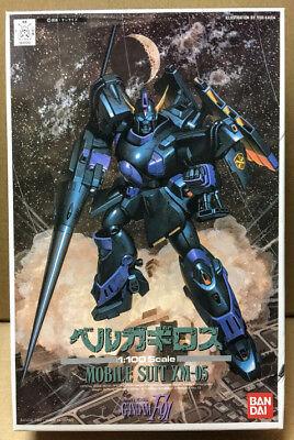 Bandai Gundam F91-1//100 Crossbone Vanguard MS XM-05 Berga Giros model kit