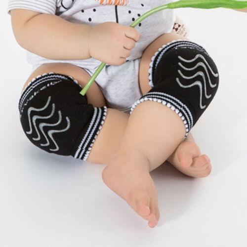 1 Pair Knee Pad Elbow Summer Baby Crawling Socks Dispensing Anti-slip Sports
