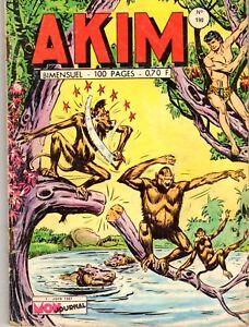 AKIM-190-MON-JOURNAL-1967-RARE-BEL-ETAT
