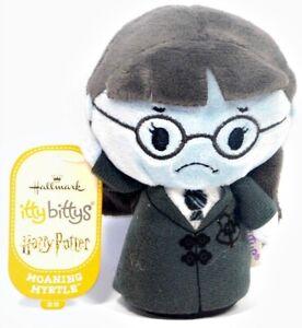 Hallmark-Itty-Bittys-Harry-Potter-Moaning-Myrtle-Plush-Figure-IN-HAND