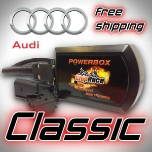 TUNING CHIP BOX Audi A6 2.0 TDI CR C6 136HP PROMO !! ALL MODELS !! CHIPTUNING