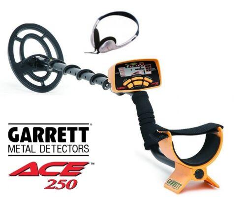 Garrett Ace 250 Metalldetektor,Metalldetector