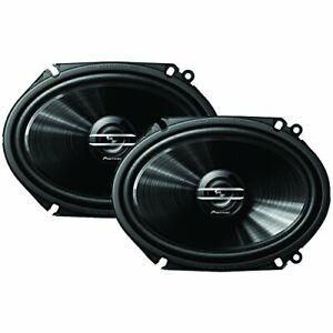 Pioneer-TSG6820s-6x8-250w-2-Way-Car-Speakers