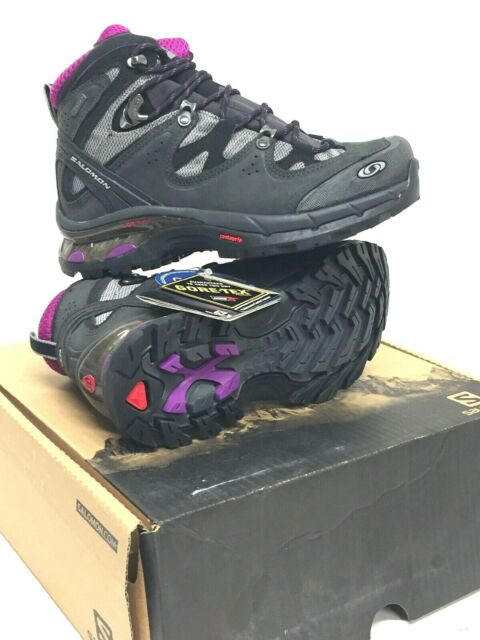 NEW Salomon Comet 3D Lady GTX® Boots, Ladies Trekking Hiking Shoes Outdoor Boots