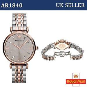 162974915b1cb Emporio Armani Ladies Womens Wrist Watch AR1840 for sale online
