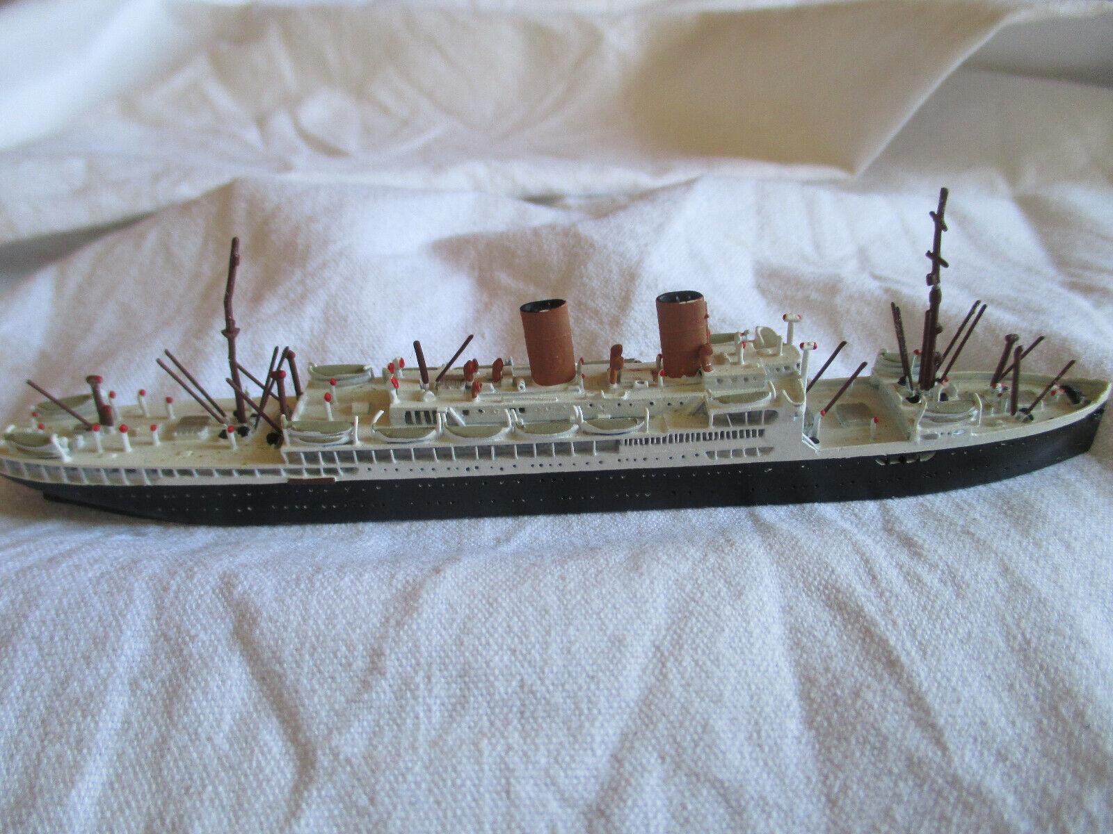 Dresden manufacturer cm 61, 1 1250 Ship Model