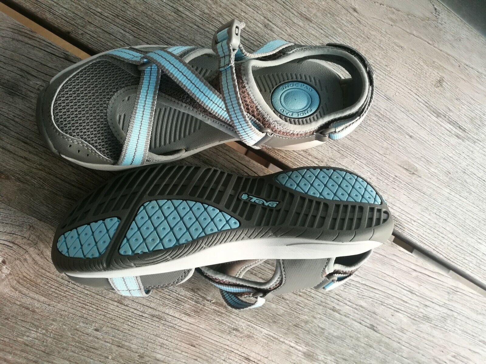 Teva 38 gr Sandaletten Trekkingsandalen neue hochwertige