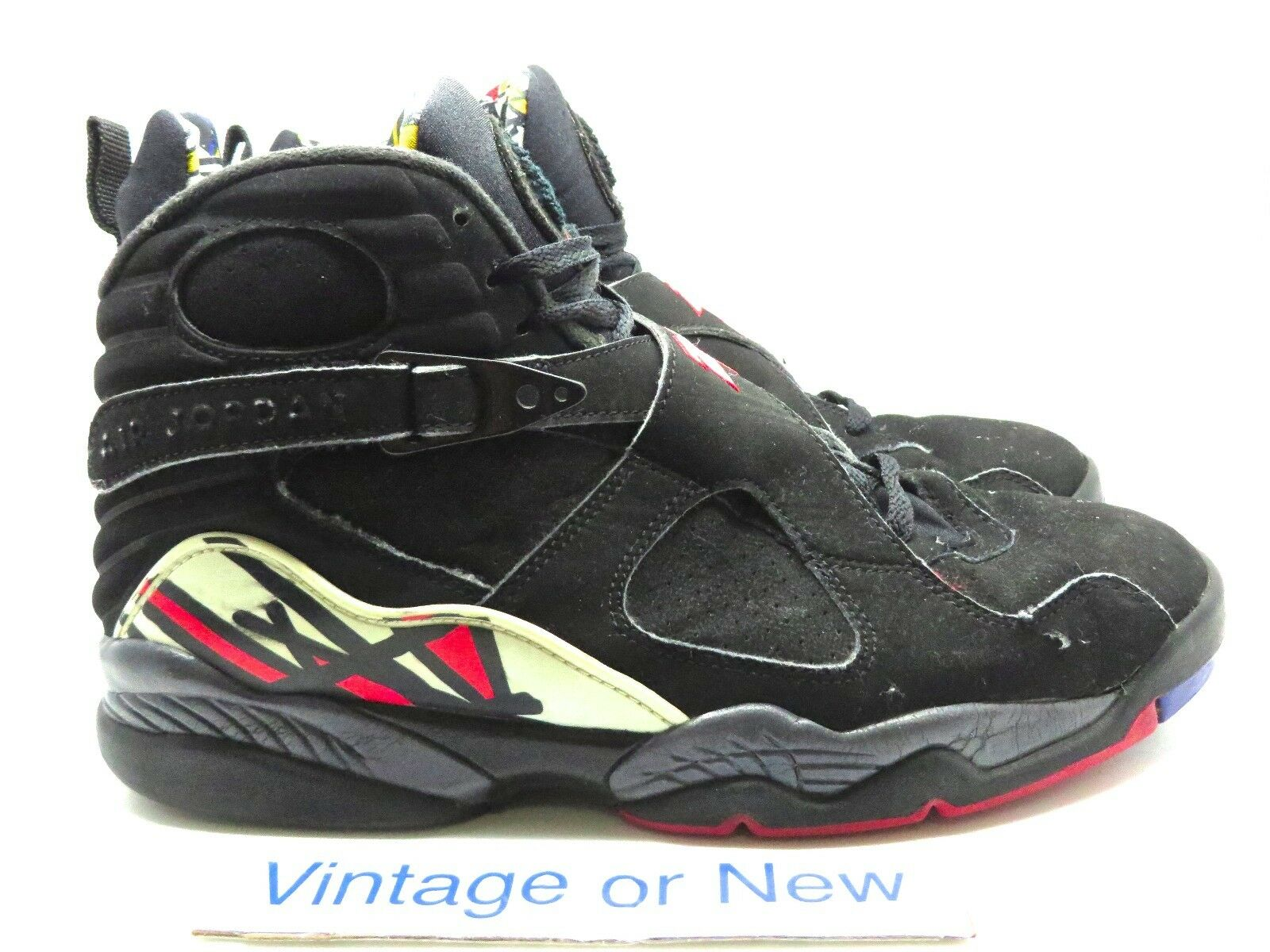 Air Jordan VIII 8 Playoff Retro 2007 Price reduction Great discount