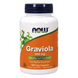 NOW-FOODS-Graviola-100-capsule-VITAMINE