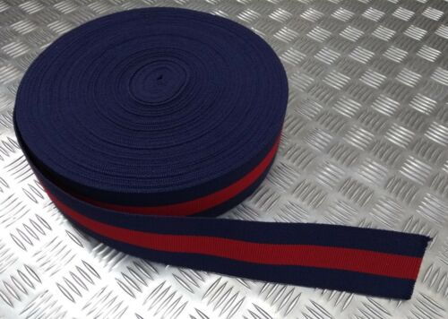 NEW Genuine British Army Guards Division Issue Stable Belt Material 75mm