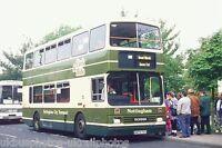 Nottingham City Transport Scania 360 6x4 Bus Photo