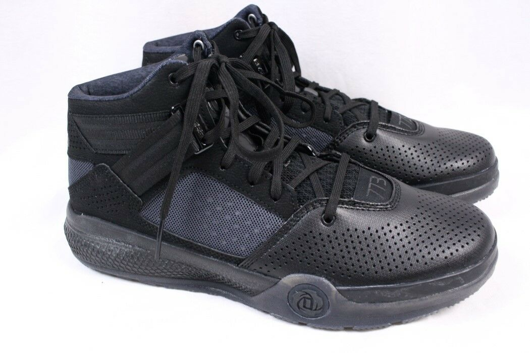 ADIDAS D ROSE 773 Sneaker IV All Black Onyx Sneaker 773 Basketball Shoes Men 7.5 NEW NWOB e7568d