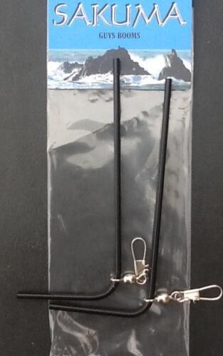 SEA FISHING SAKUMA GUYS BOOMS
