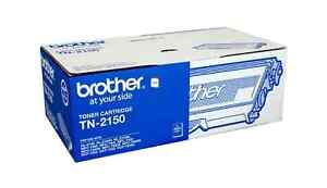 2x-Brother-Genuine-TN-2150-Toner-For-HL2142-HL2150N-DCP7040-MFC7340-2-600-Pages