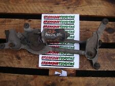 TOYOTA PREVIA 2000 - 2005 WIPER LINKAGE MECHANISM AND MOTOR 85110-28190