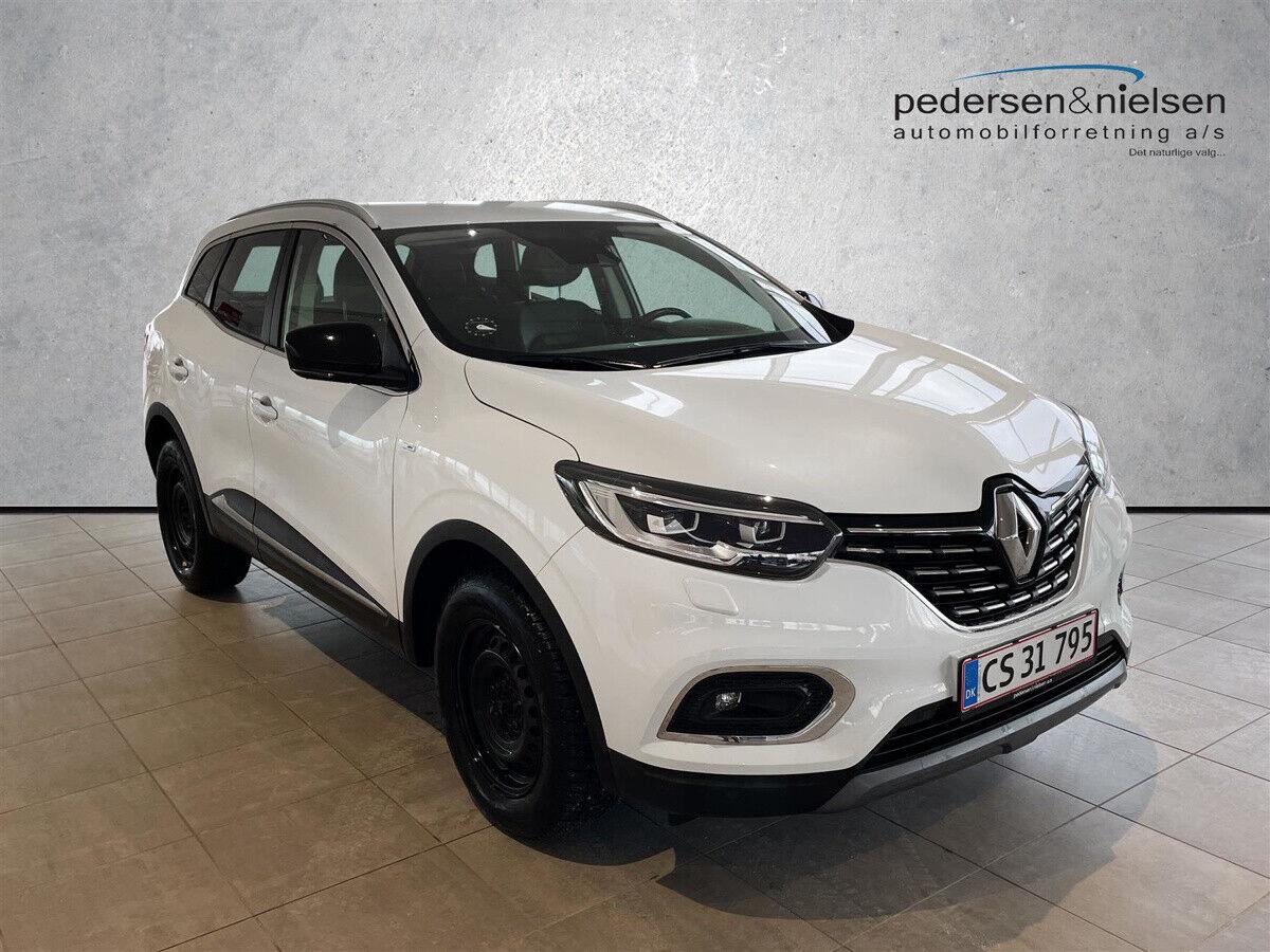 Renault Kadjar 1,3 TCe 140 Bose Edition 5d - 264.900 kr.