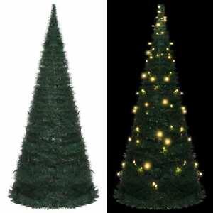 Luxus Weihnachtsbaum künstlicher Christbaum Tannenbaum Grün Kunstbaum 180-210cm