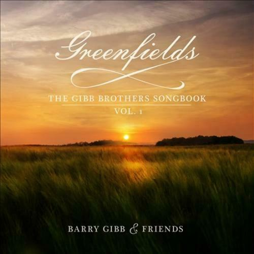 GREENFIELDS: THE GIBB BROTHERS' SONGBOOK, VOL. 1 [1/8] * NEW CD