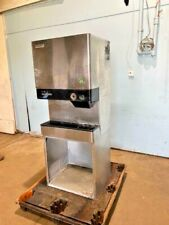 Heavy Duty Commercial Hoshizaki Ice Machine Ice And Water Dispenser On Stand