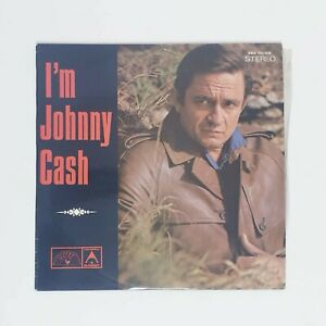 Hello-Im-Johnny-Cash-LP-12-034-Vinyl-Record-Free-Postage-JC-amp-The-Tennessee-Two
