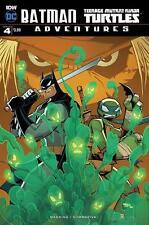BATMAN TMNT ADVENTURES #4 (OF 6) Teenage Mutant Ninja Turtles DC IDW
