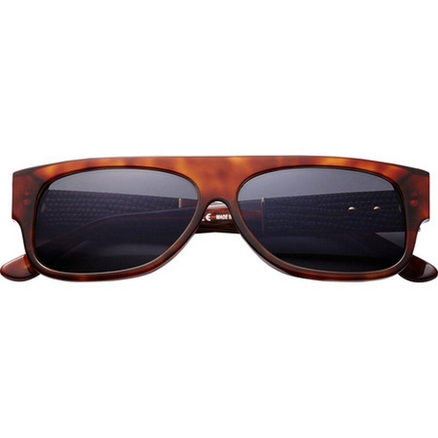 SUPREME Loc Sunglasses Tortoise box logo camp cap tnf candy yankees S S 15