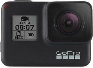 GoPro Hero7 Black NIB Hero 7