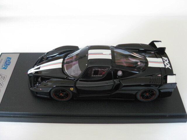 BBR 180b Ferrari FXX 2006 nero 1 43 nuevo en OVP