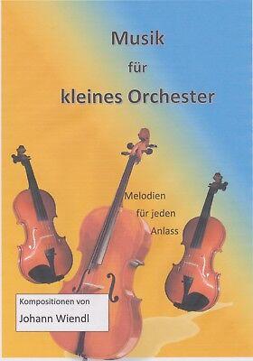 von Johann Wiendl Noten für 3 Klarinetten Trio